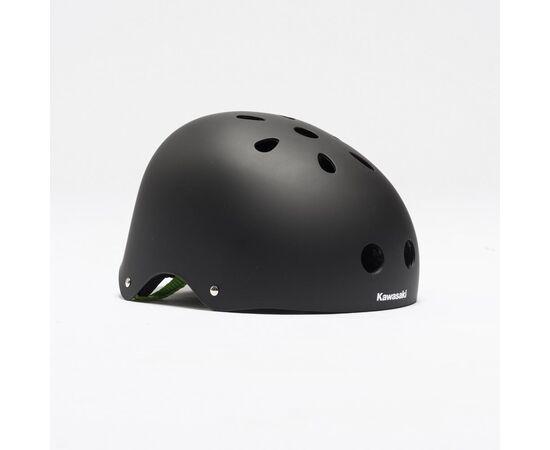 Casca copii BMX black Kawasaki, poza 1